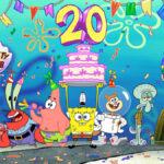 Empezando en julio, Nickelodeon celebra los 20 años de Bob Esponja