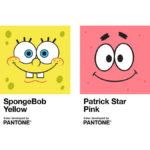Nickelodeon lanza pantones de Bob Esponja por su 20 aniversario