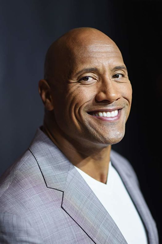 dwayne johnson mtv