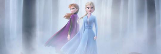 Póster y nuevo tráiler de Frozen 2