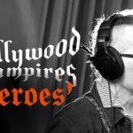 """¡Escucha la voz de Johnny Depp en """"Heroes"""" el nuevo video y sencillo de Hollywood Vampires"""