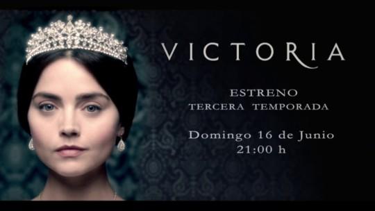 "Canal Once estrena la tercera temporada de ""Victoria"""