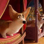 "Estreno de la película ""Corgi: Un perro real"""