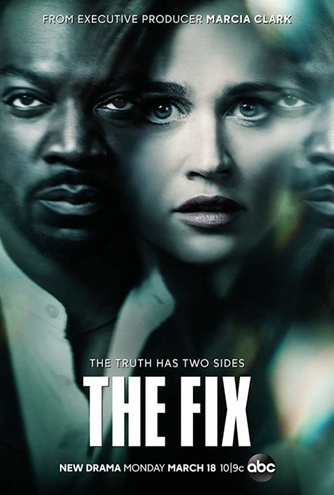 poster serie the fix