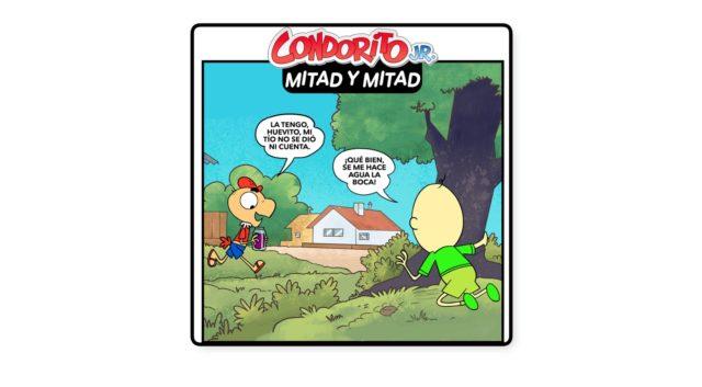 Cartoon Network adelanta un corto de su nueva propiedad Condorito Jr.