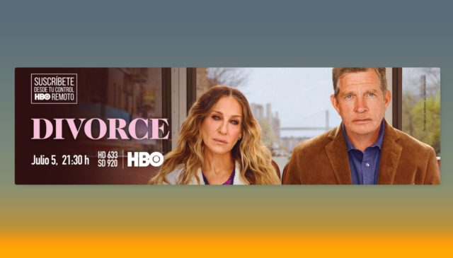 HBO estrena tercera temporada de Divorce