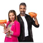 Jaime Camil y La Bala hosts de los Kids' Choice Awards México 2019