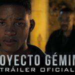 Nuevo tráiler de la película Proyecto Géminis