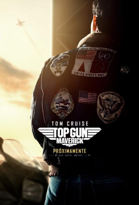 top gun maverick poster