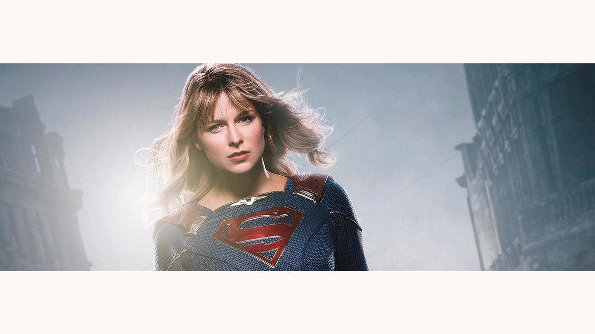 Supergirl estrena nuevo traje