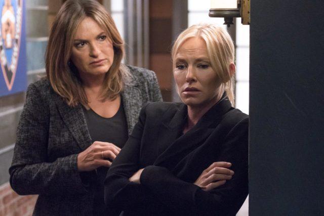 Fines de semana temáticos de La Ley y El Orden UVE en Universal TV