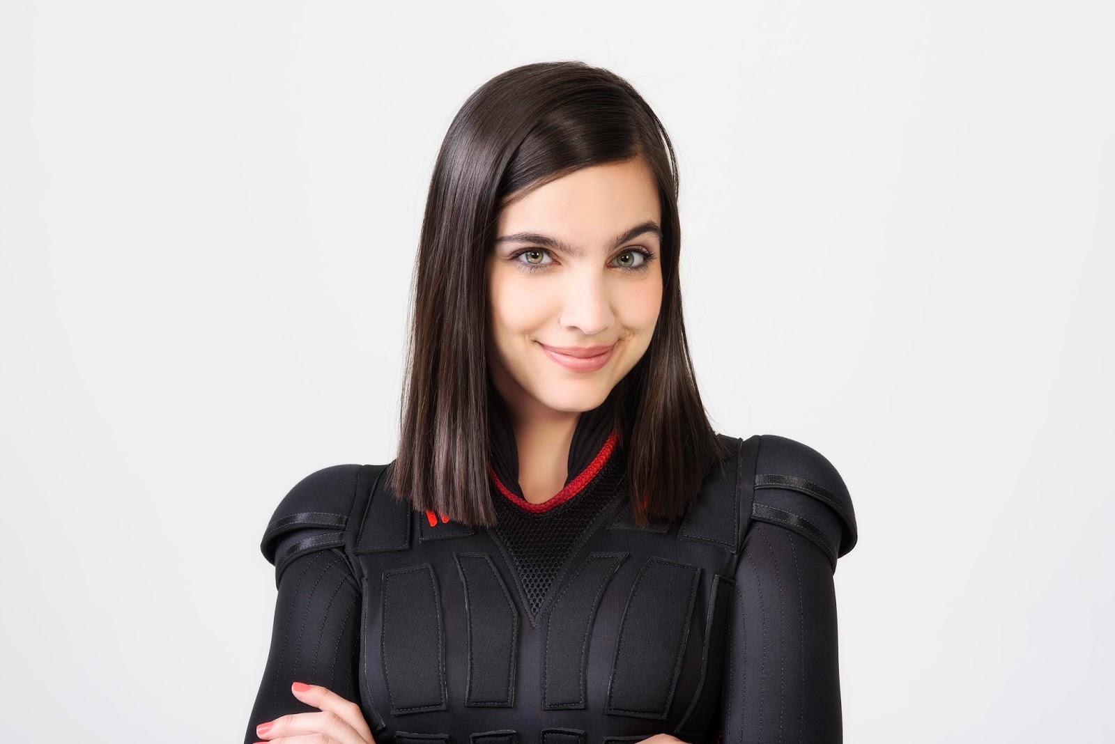 Yo soy Franky, nueva serie de Nickelodeon protagonizada por María Gabriela de Faría