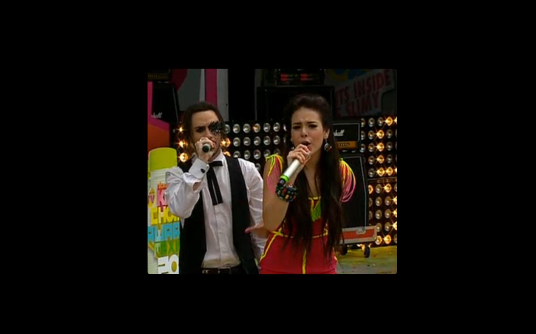 Grachi es la gran ganadora en los Kids' Choice Awards México 2011
