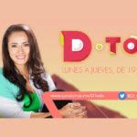 """El programa """"D'Todo"""" estrena nueva imagen y conductora"""