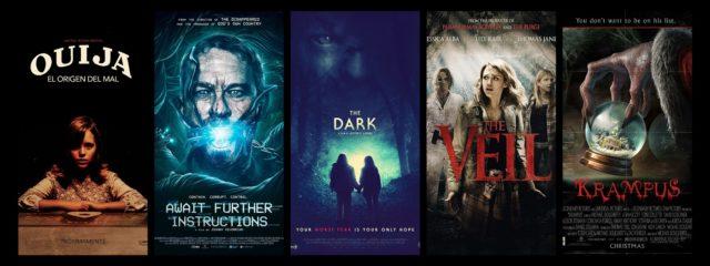 Semana del Terror en Studio Universal