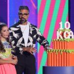 Los momentos más icónicos de los Kids' Choice Awards México 2019 (Fotos)