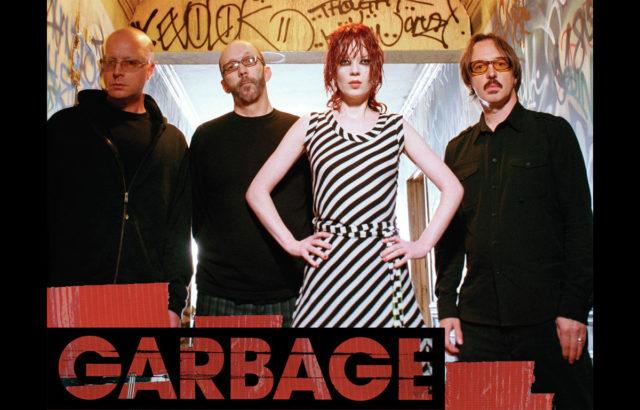 Garbage regresa a México para MTV World Stage Monterrey