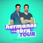 """México es la primera parada de """"Hermanos a la obra"""" Tour con Discovery Home & Health"""