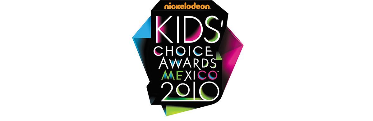 Fecha y lugar donde se llevarán a cabo los Nickelodeon Kids Choice Awards México 2010