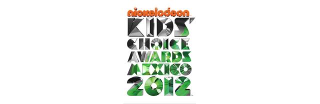 Prenominados a los Kids' Choice Awards México 2012