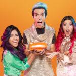 Los Polinesios serán los conductores de los Kids' Choice Awards México 2018