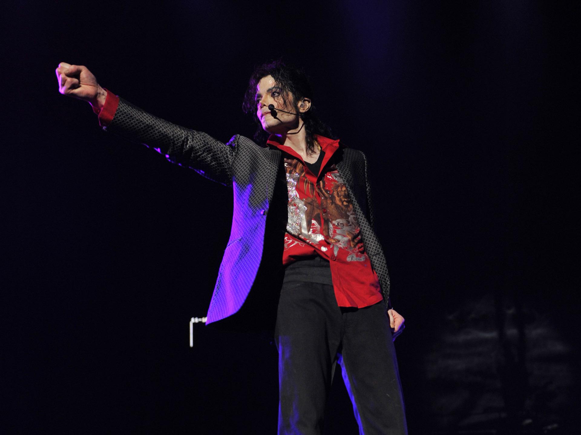Película This is it de Michael Jackson