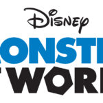 Monsters at Work, foto y logo de la serie derivada de Monsters, Inc.