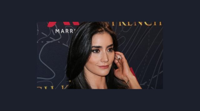 Paola Núñez, invitada especial de Telemundo Internacional a la Gala Homenaje a Denzel Washington