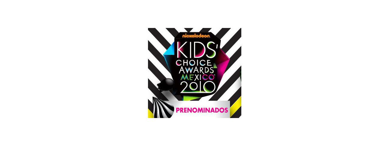 Llegan los Kids Choice Awards a México, conoce los prenominados