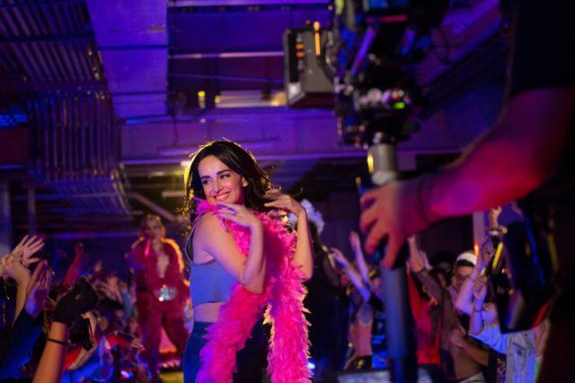 """Comedy Central finalizó el rodaje de """"Ana"""", la serie co-creada, producida y protagonizada por Ana de la Reguera"""