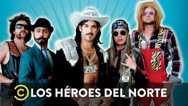 Canal 5 estrena la serie Los Héroes del Norte
