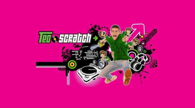 Teo Scratch la nueva serie de Illusion Studios