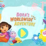 Nickelodeon lanza apps de Dora la exploradora y Campeones de Futbok de Nick