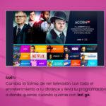 Acorn TV se integra a la familia izzi