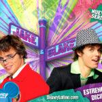 Adelanto de Jake & Blake, la serie de Disney Channel protagonizada por Benjamín Rojas