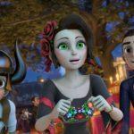 Estreno de la película animada Día de muertos