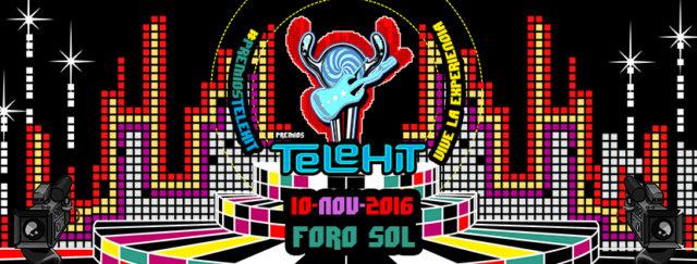 premios telehit 2016