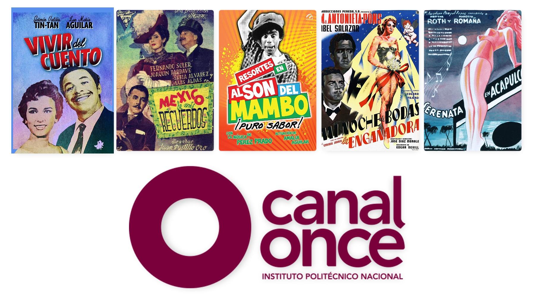 Cine del Once en noviembre