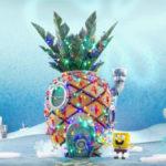 El maratón de Bob Esponja Navidad amarilla llega a Nickelodeon Latinoamérica