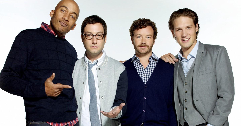Men At Work Tv Series
