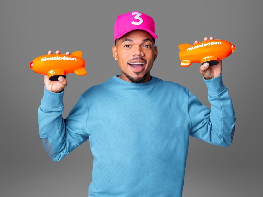 chance the rapper kca awards 2020 host