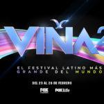 Programación especial Festival Internacional de la Canción de Viña del Mar 2020 en FOX Channel y FOX life