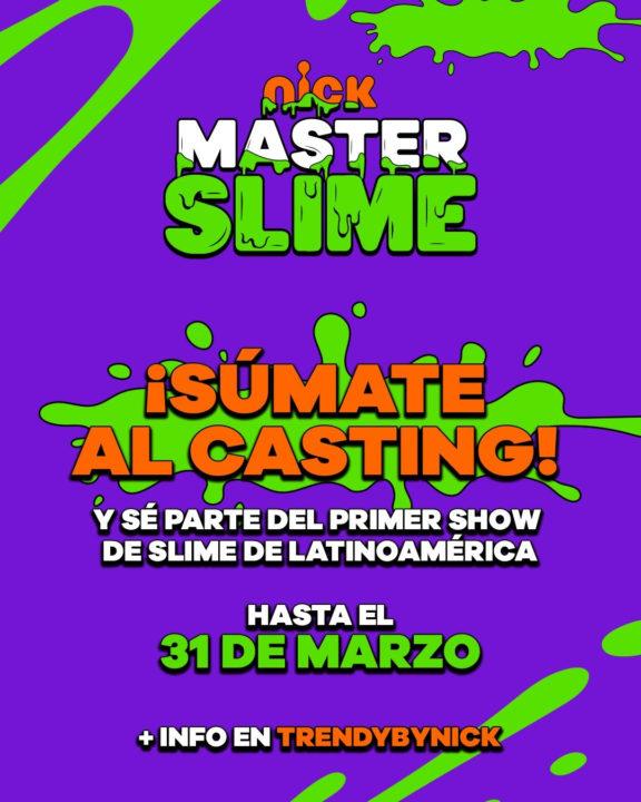 master slime reality