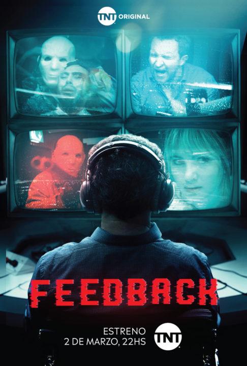 poster pelicula feedback
