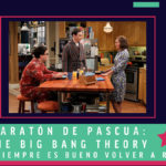 En abril Warner Channel presenta un maratón de The Big Bang Theory