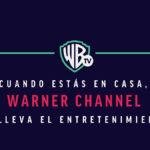 Warner Channel, programación abril 2020