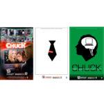 Posters de la serie Chuck presentados en la Comic-Con 2010 y novedades en el elenco