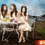 Poster segunda temporada Pretty Little Liars