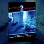 Poster Actividad Paranormal 2