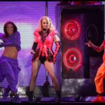 Fotos de Britney Spears en Guadalajara